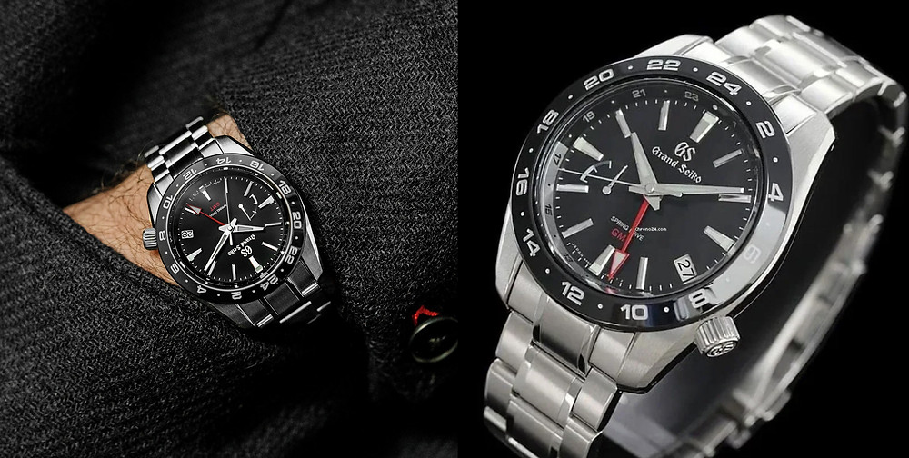 detalle-reloj-grand-seiko-gmt-ceramico-negro-SBGE253G