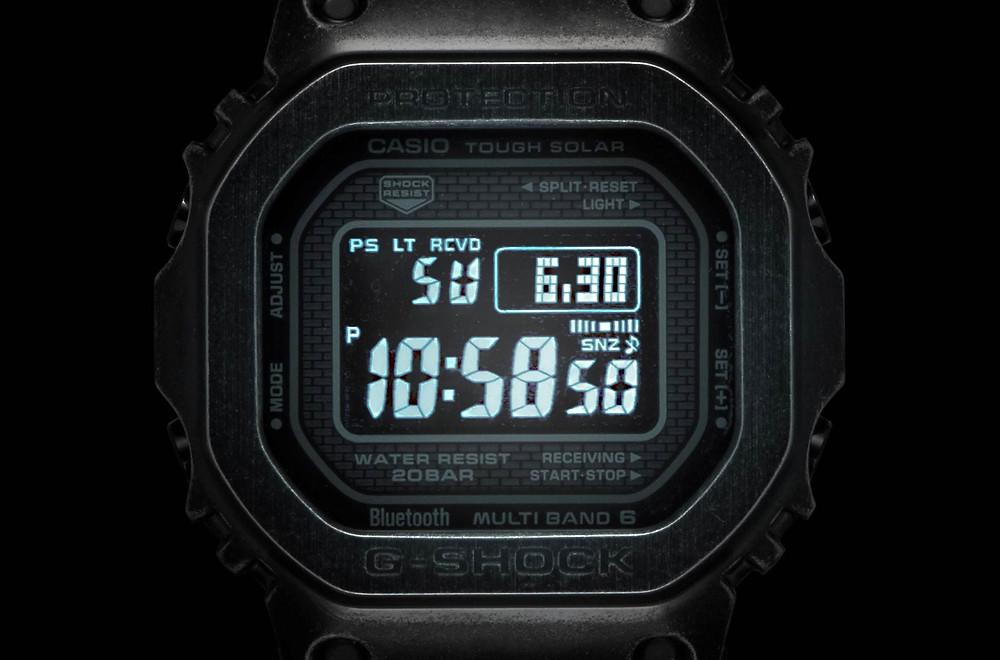 Nueva edicion limitada reloj digital G-Shock GWM-B5000V