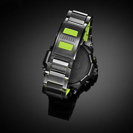 detalle pulsera reloj MTG-B2000SKZ-1A