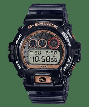 reloj G-Shock edicion limitada 7 Dioses modelo DW-6900SLG-1
