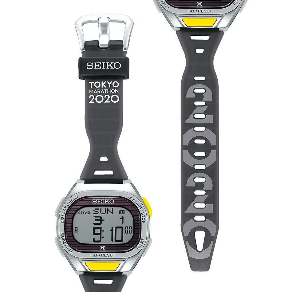 reloj seiko para atletas referencia SBEF061 tokyo 2020
