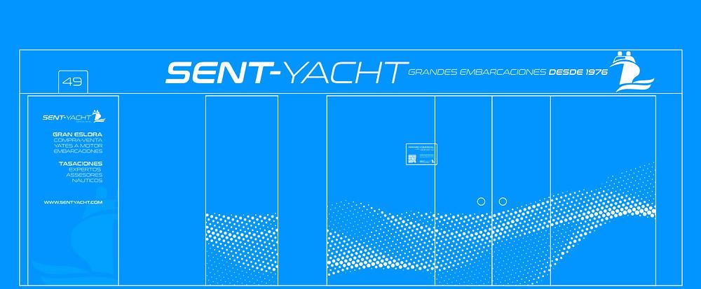 fachada nautica sent-yacht port esportiu masnou PDM