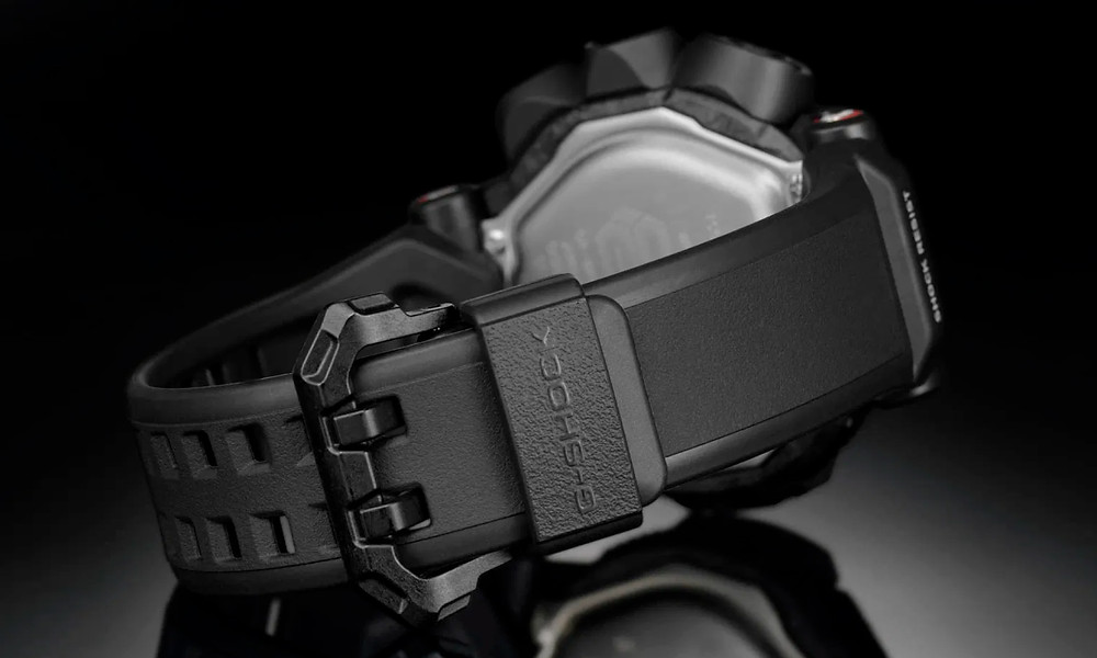detalle correa nuevo reloj gravitymaster grb200 de casio G-Shock