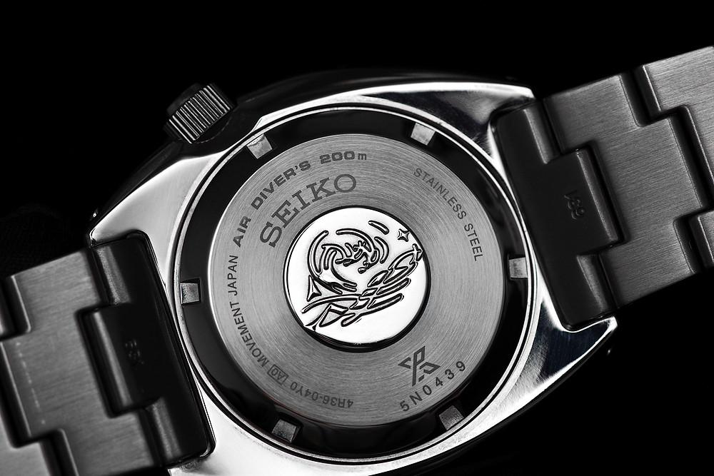 Los relojes Seiko Prospex destacan por su precisión y resistencia