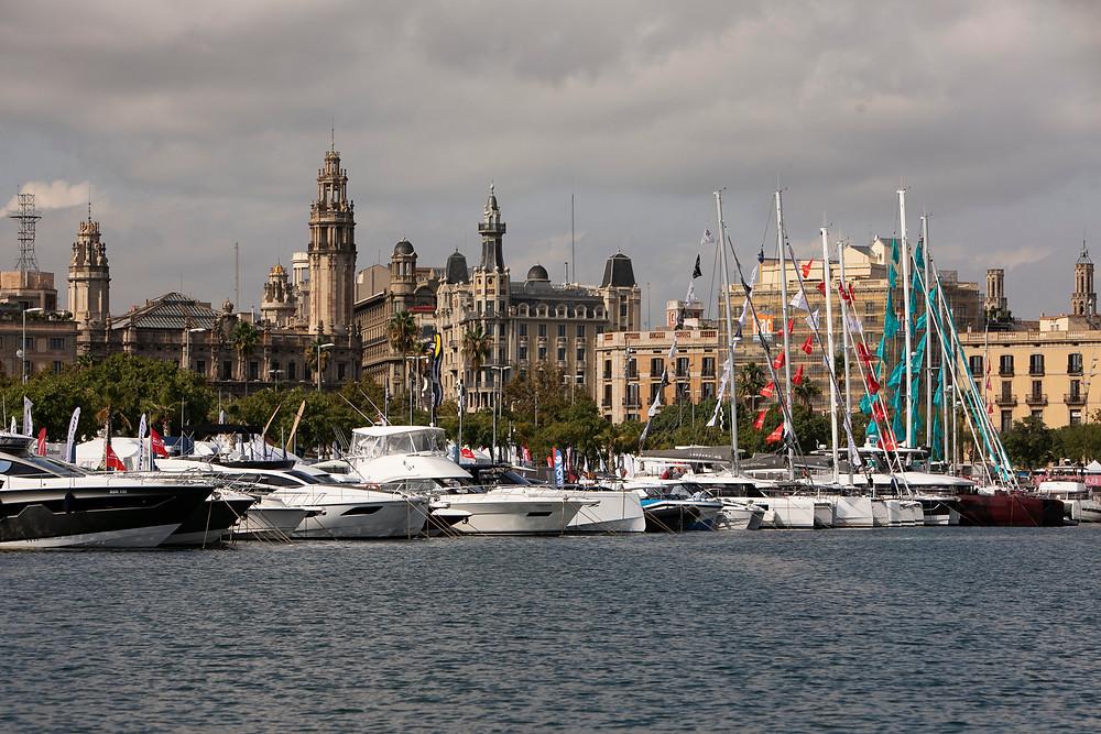 El Salon nautico internacional de barcelona celebra su edicion 2021