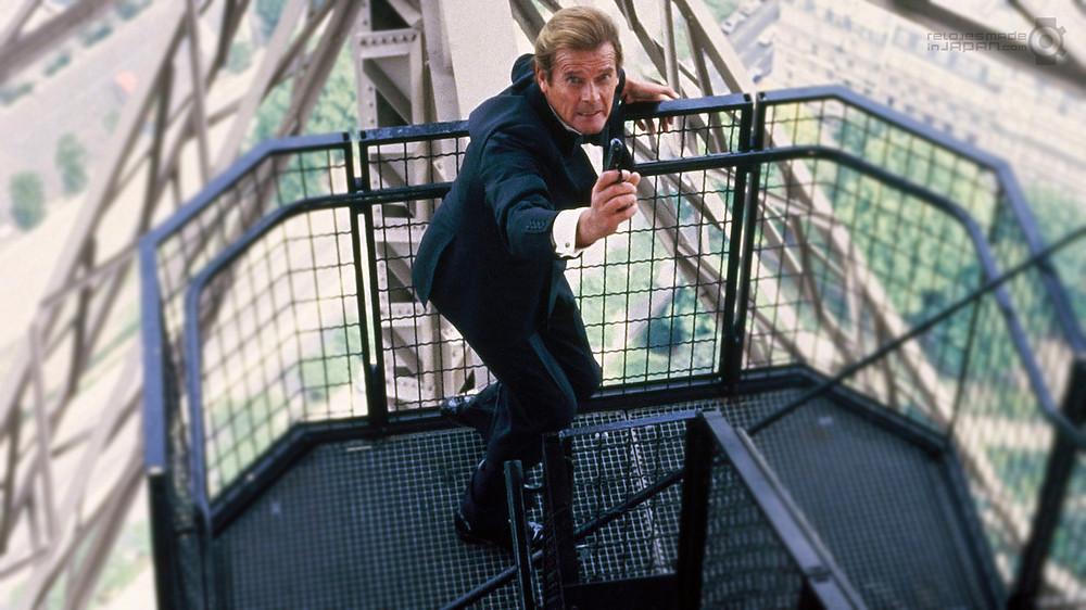 James Bond con el reloj Seiko Tuna 600M 7549-7009