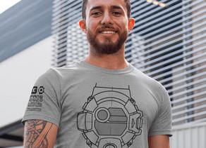 """Camiseta edición limitada 2020 """"rangeman Tribute"""""""