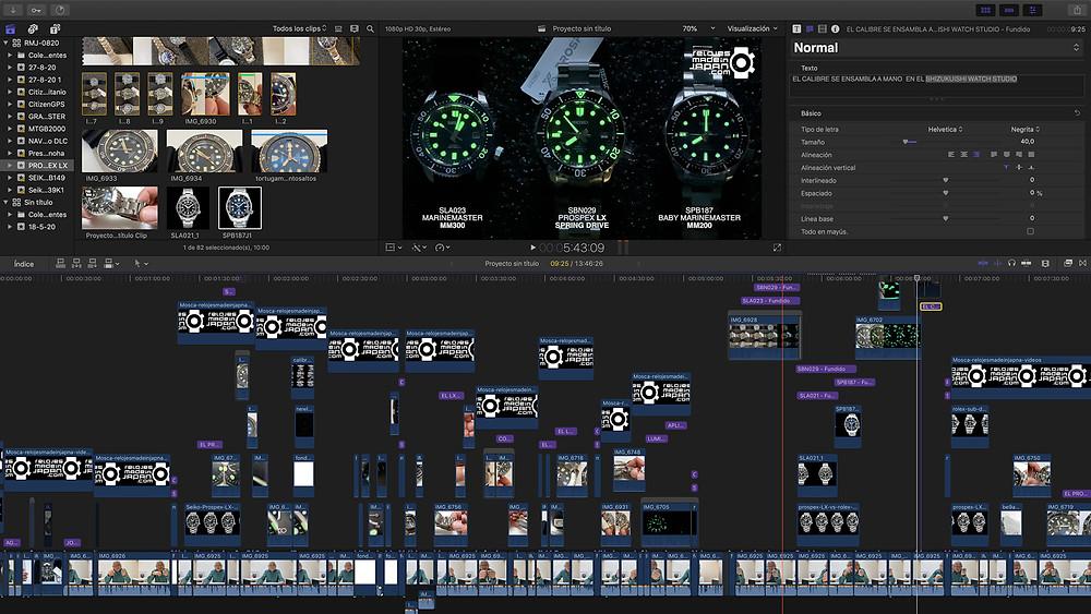 video review reloj seiko prospex lx snr029 calibre spring drive