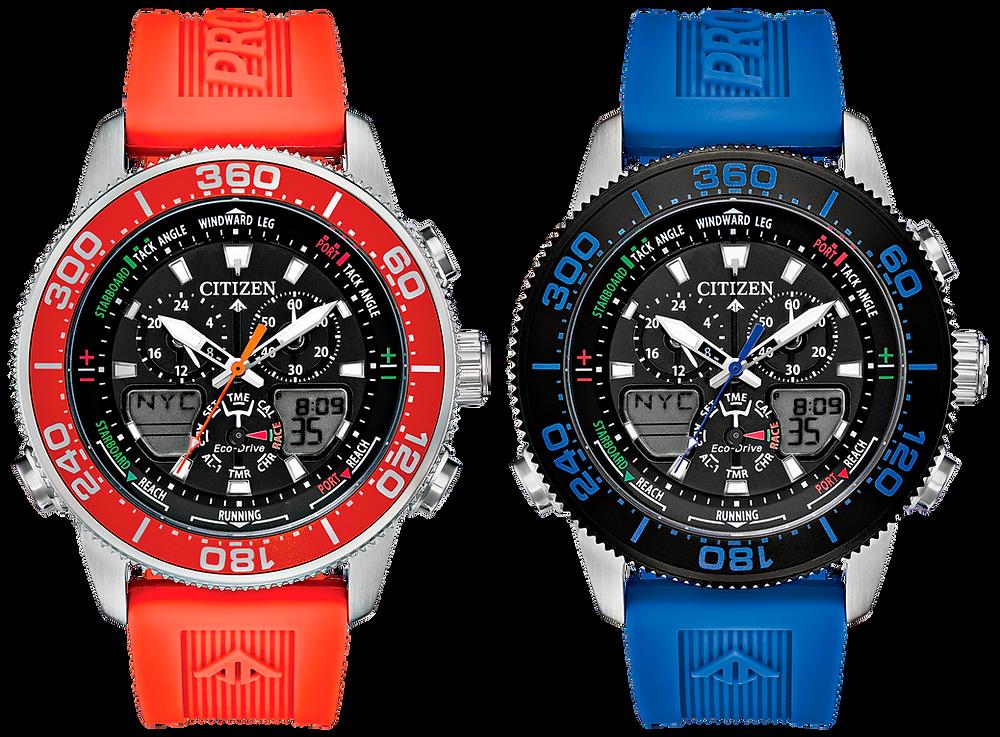 Relojes promaster ana-digi sailhawk 2020