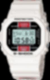 Eric Haze 25 aniversario relojes Casio G-Shock, modelo DW5600EH-7