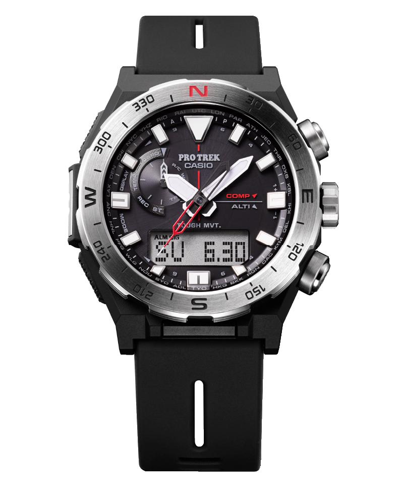 Nuevos relojes Casio pro trek diseño 2021