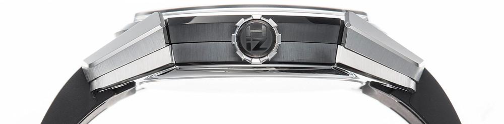 reloj handcrafted japones marca Minase HiZ divido vy04-k02kd