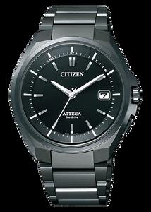 Citizen Attesa radicontrolado, caja de titanio, zafiro y Eco-Drive