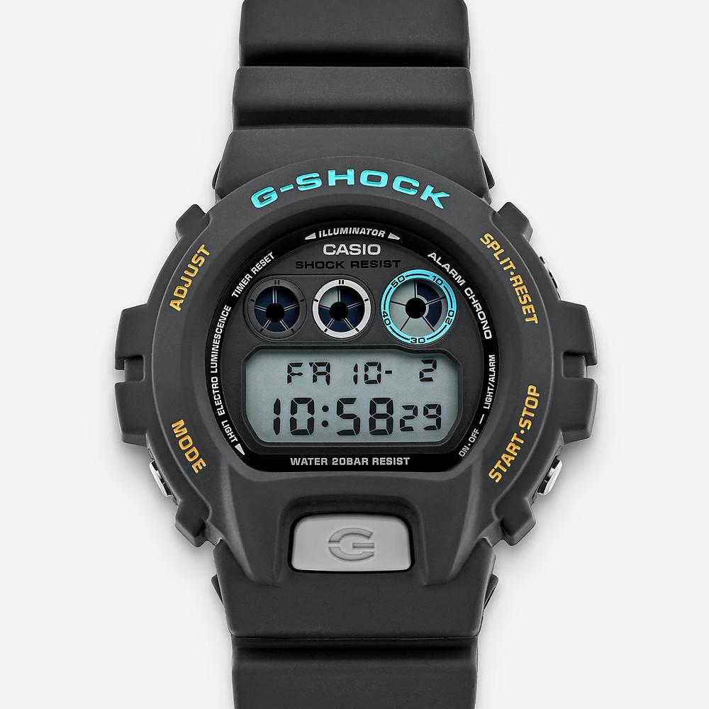 reloj hodinkee x mayers x gshock diciembre 2020 modelo DW6900JM20-8CR