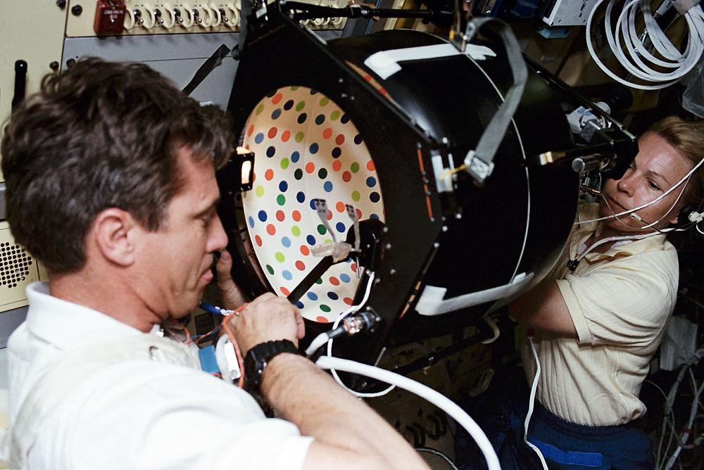 Relojes G-SHOCK en misiones espaciales