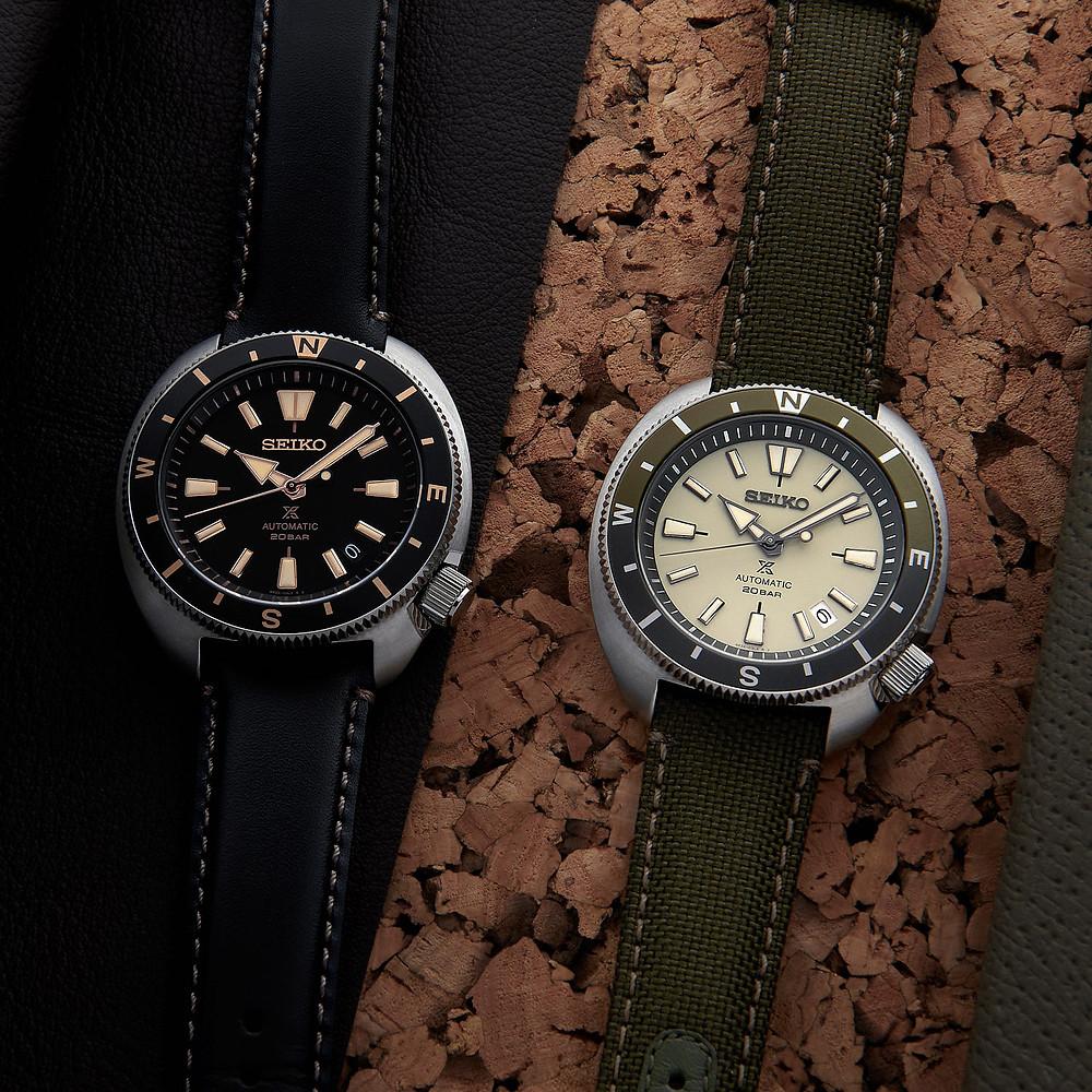 SRPG13K1 y SRPG17K1 nuevos relojes 2021 seiko prospex land