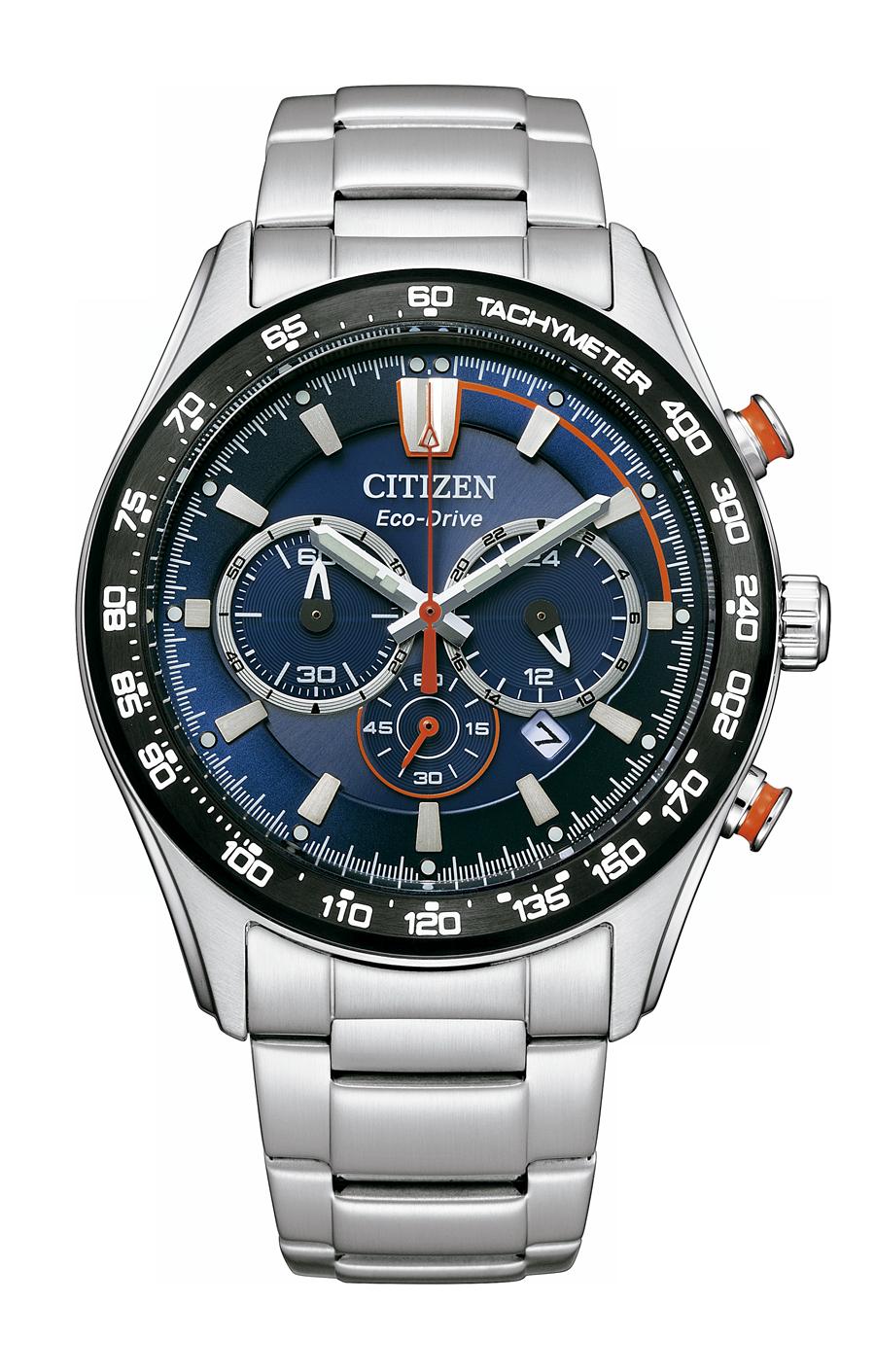 CA4486-82L reloj crono ecodrive de citizen of collection 2021