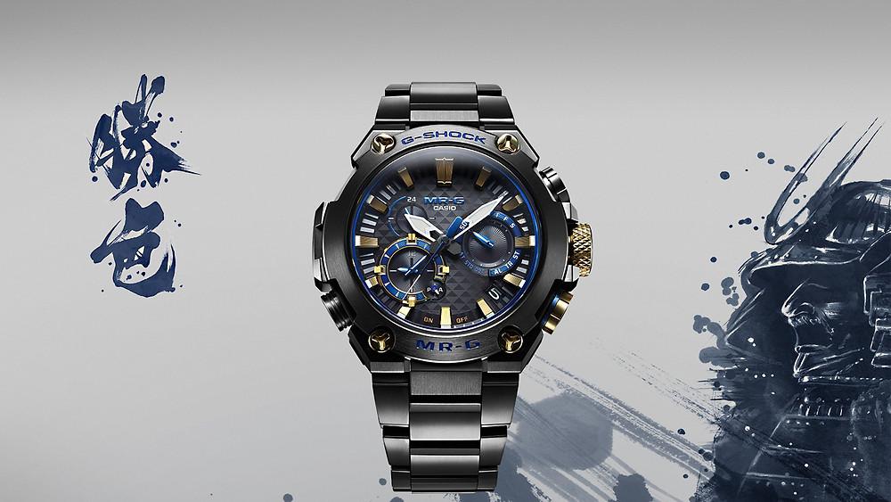 reloj MRG alta gama modelo mrg-b2000b-1aer