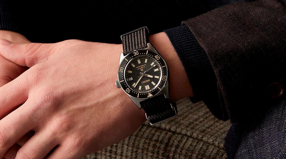 nueva re-interpretacion reloj seiko de 1965 SPB239J1
