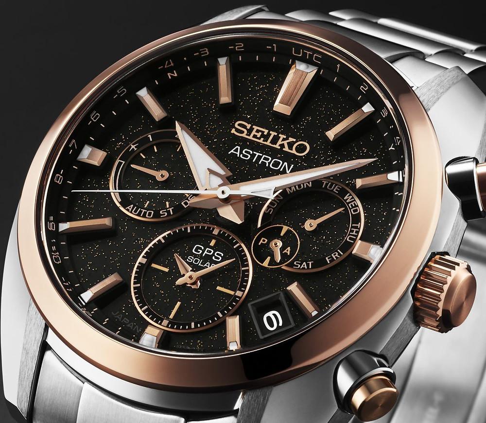 reloj seiko Astron SARX062 GPS solar edición Ginza 2020