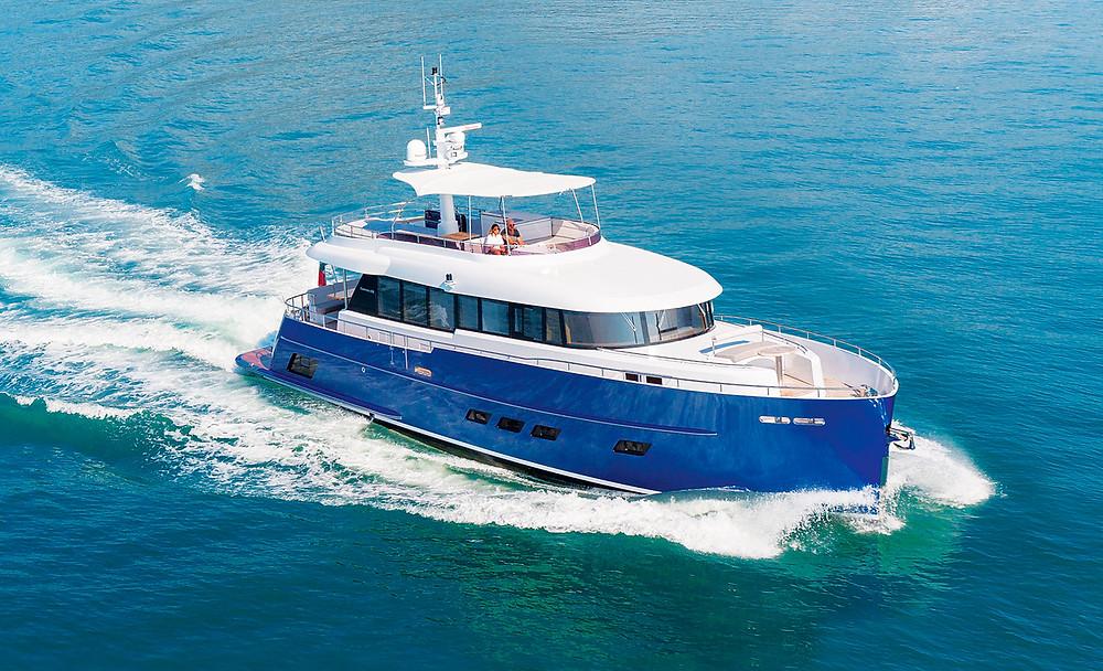 yate de lujo 22m Gamma 20 nuevo en venta en sentyacht