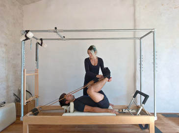 Forg sur Reformer | Studio La Pause Pilates (Le Gua, Charente Maritime 17)