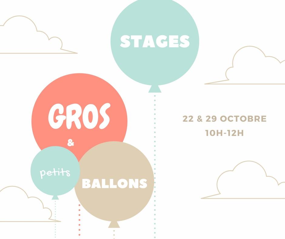 Stages ballon Pilates toulouse
