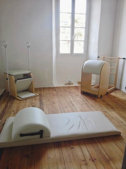 Le Studio de La Pause Pilates propose des cours privés exclusivement | Charente Maritime (17)