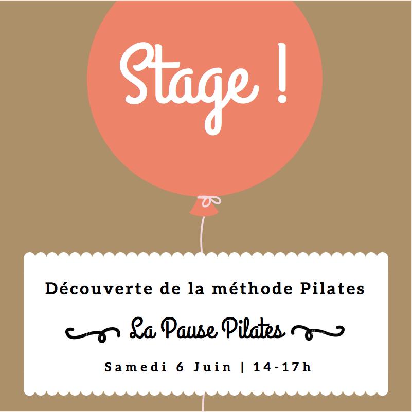 Stage découverte @ La Pause Pilates - Toulouse