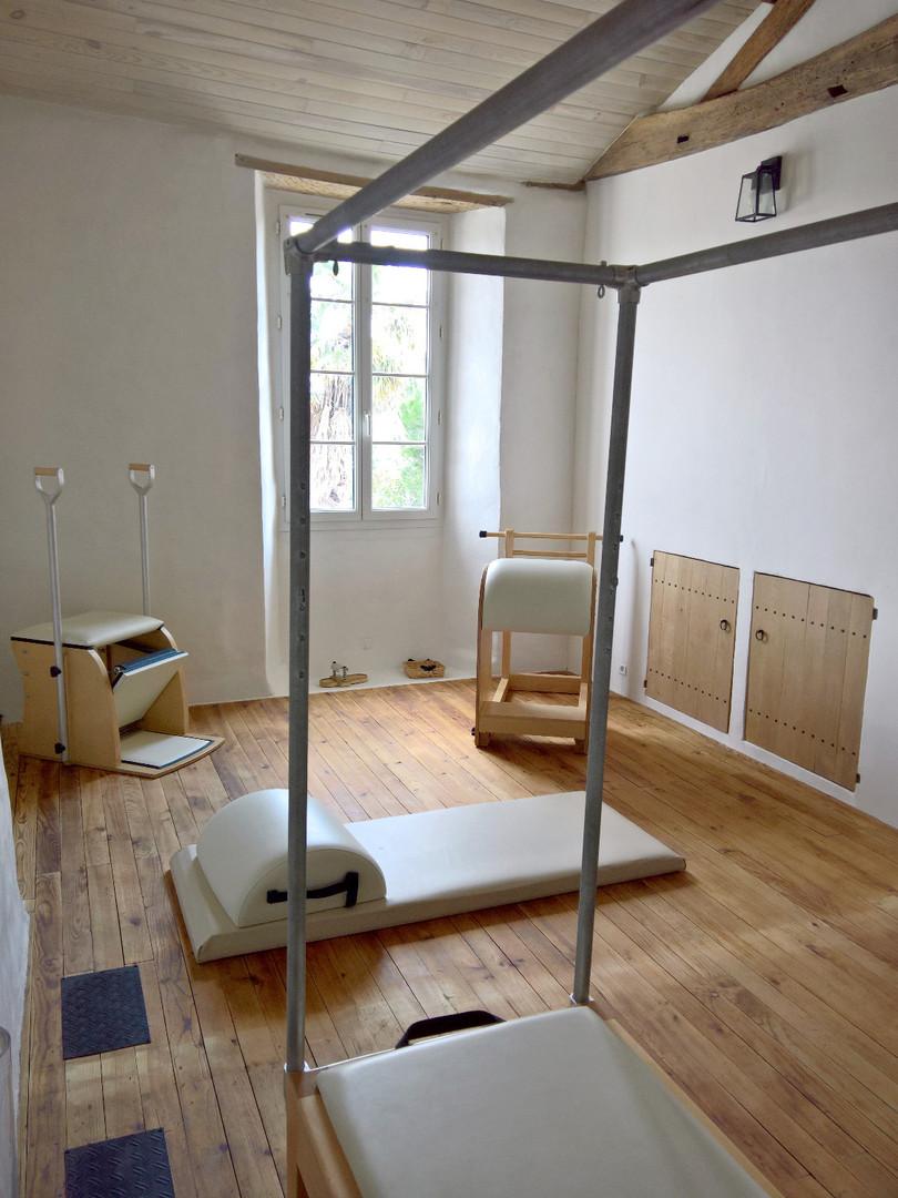 Studio de La Pause Pilates | Le Gua, Charente Maritime 17