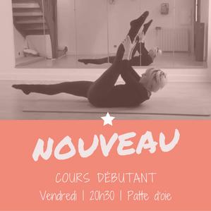 Nouveau cours de Pilates | Quartiers Patte d'oie / Saint-Cyprien