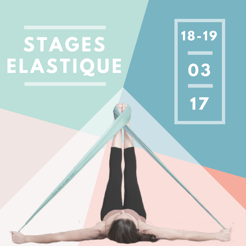 Stage Pilates toulouse theraband elastique