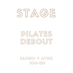 Stage de Pilates du mois d'avril