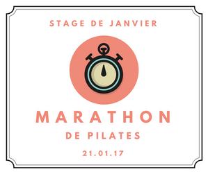 Stage de Pilates d'après Fêtes