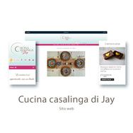 Sito web Cucina casalinga di Jay