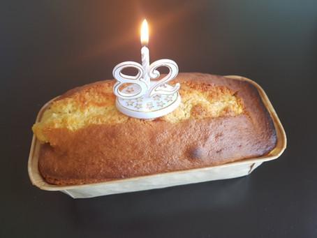 Cake au yaourt de la tia Provi