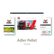 Sito web Adler Pellet