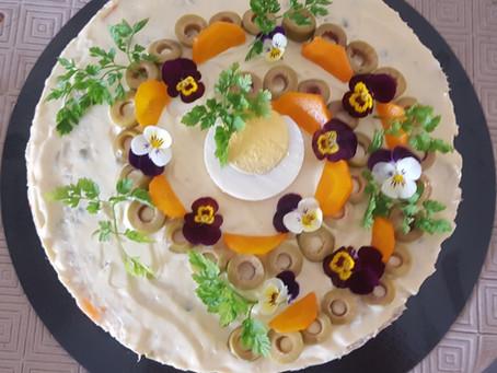 Ensaladilla Rusa, ou bien Salade Olivier
