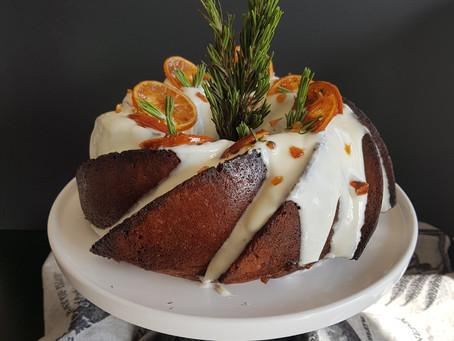 BUNDT CAKE CITRON-ROMARIN