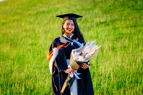 Rimli Graduation photoshoot