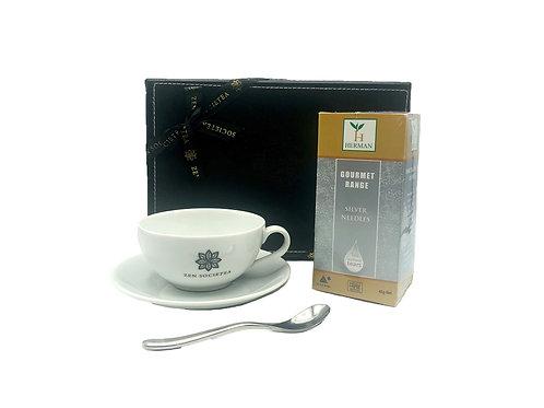 Silver Needle Tea Set