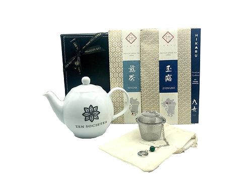 Taste of Japan Teapot Set