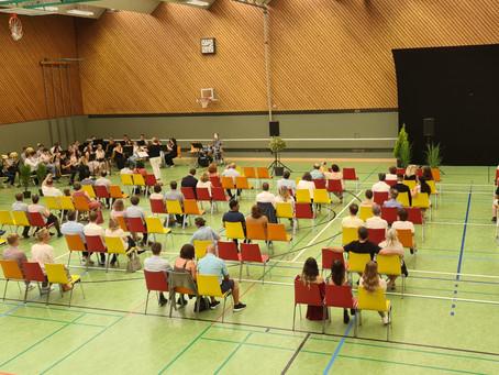 Die Theodor-Schüz-Realschule verabschiedet ihre Absolventinnen und Absolventen