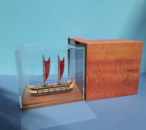 6 inch model of Hokule'a.png