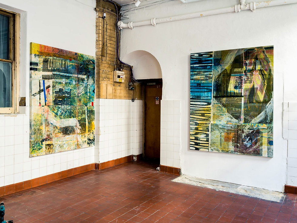 THE EDGE. ROMAN ROAD GALLERY RESIDENCY A