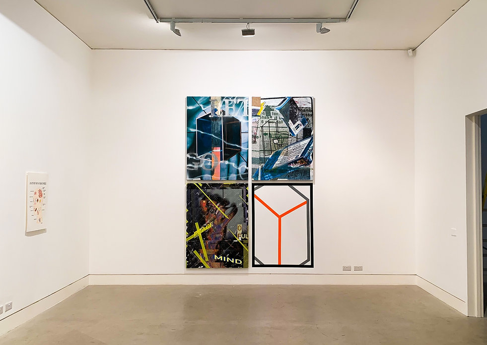 Southwark Park Gallery, In Review Feb/Ma