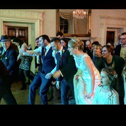 Perfect wedding at Colwick Hall by Just Great Events