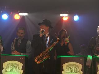 Kal's Kats - vintage swing band UK - Montage