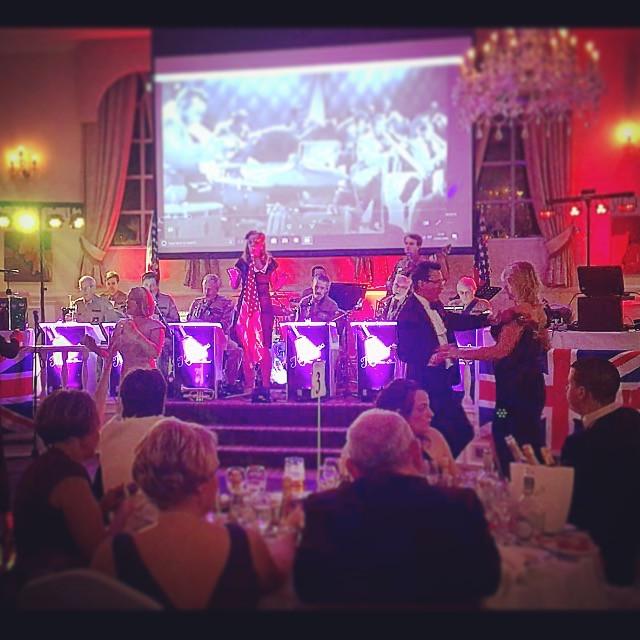 Kalamazoo Dance Band at Bertie's Ballroom