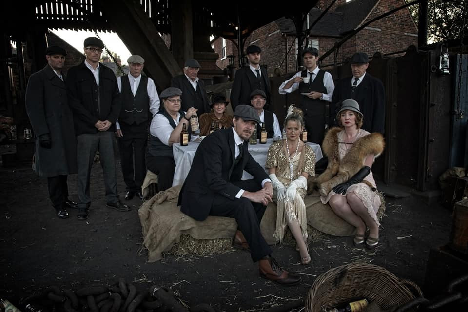 Just Great Events - Peaky style event